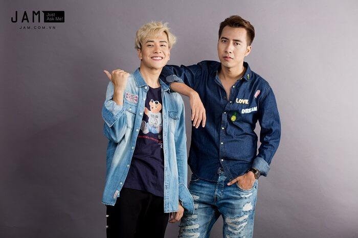 Only C và Lou Hoàng