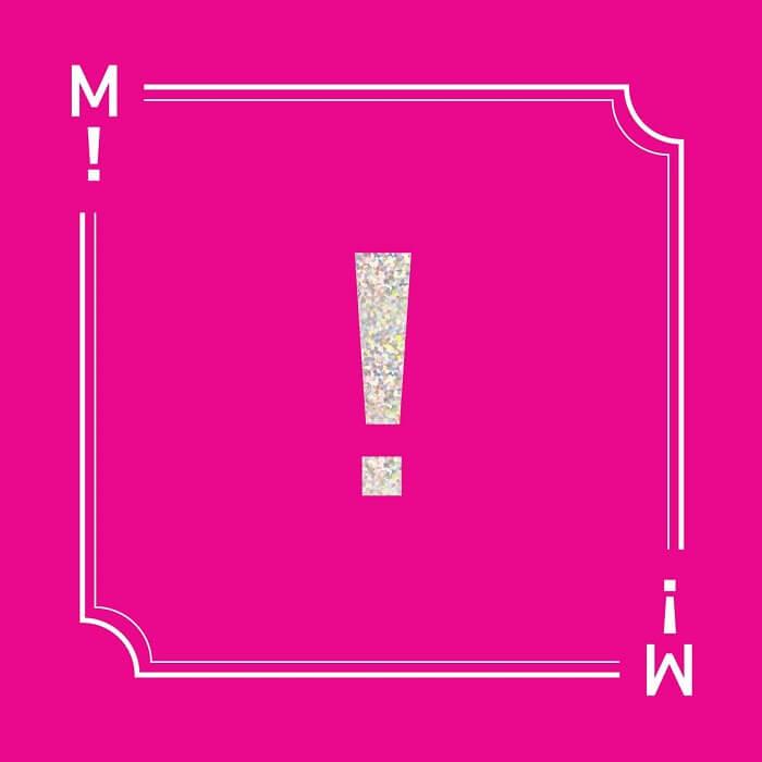 MAMAMOO Profile: Logo - Ảnh bìa Mini Album Pink Funky