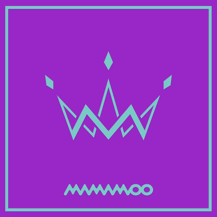 MAMAMOO Profile: Logo - Ảnh bìa Mini Album Purple