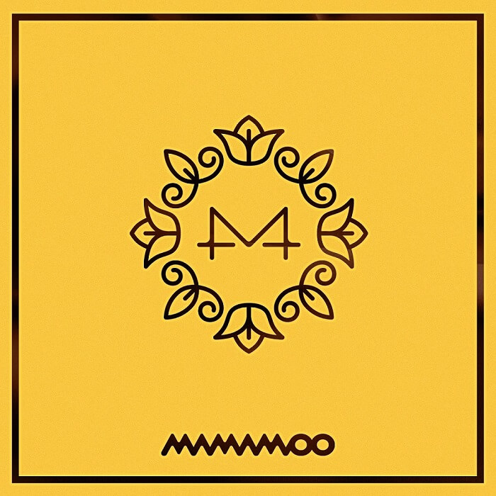 MAMAMOO Profile: Logo - Ảnh bìa Mini Album Yellow Flower