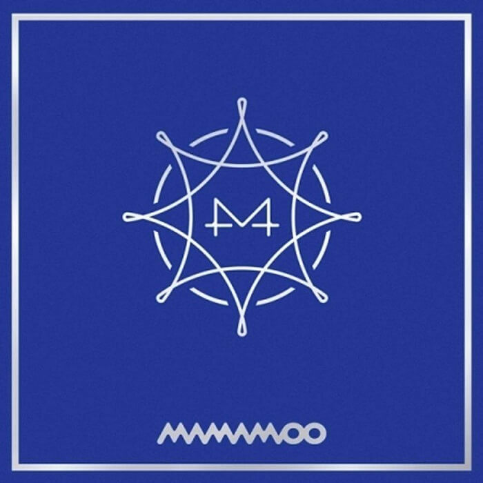 MAMAMOO Profile: Logo - Ảnh bìa Mini Album BLUE;S
