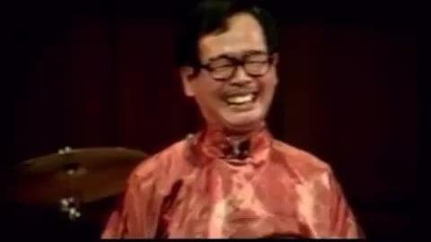 Văn Chung trong trích đoạn kịch 'Út Khờ hỏi vợ'