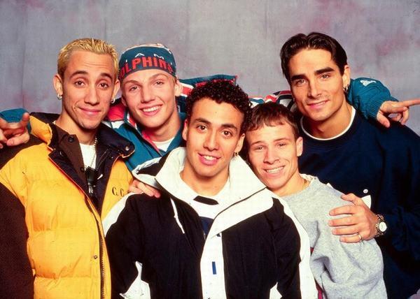 Backstreet Boys - Nhóm nhạc nam của mọi thời đại