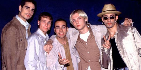Backstreet Boy trở thành nhóm nhạc nam có sức ảnh hưởng nhất năm 1996