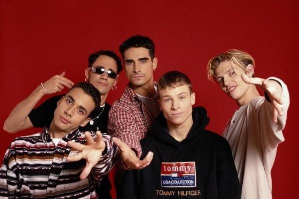Tiểu sử nhóm nhạc Backstreet Boys