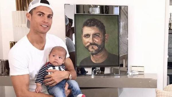 Bức hình anh đăng kỷ niệm 12 năm ngày giỗ ông José Dinis Aveiro