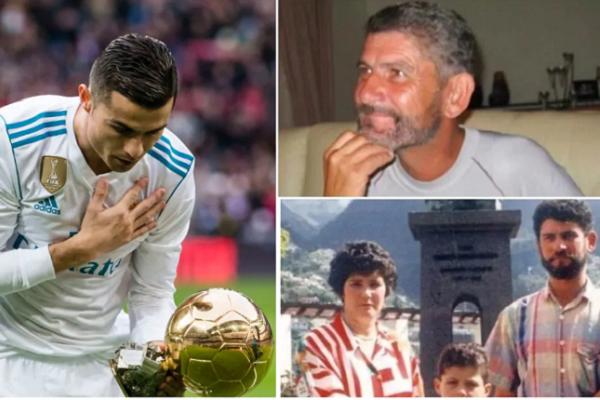 José Dinis Aveiro - Tiểu Sử Người Cha Của Cristiano Ronaldo