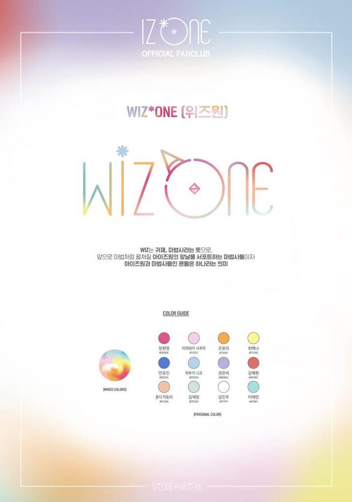 IZ*ONE profile: thông tin, lý lịch, chiều cao 12 thành viên chính thức