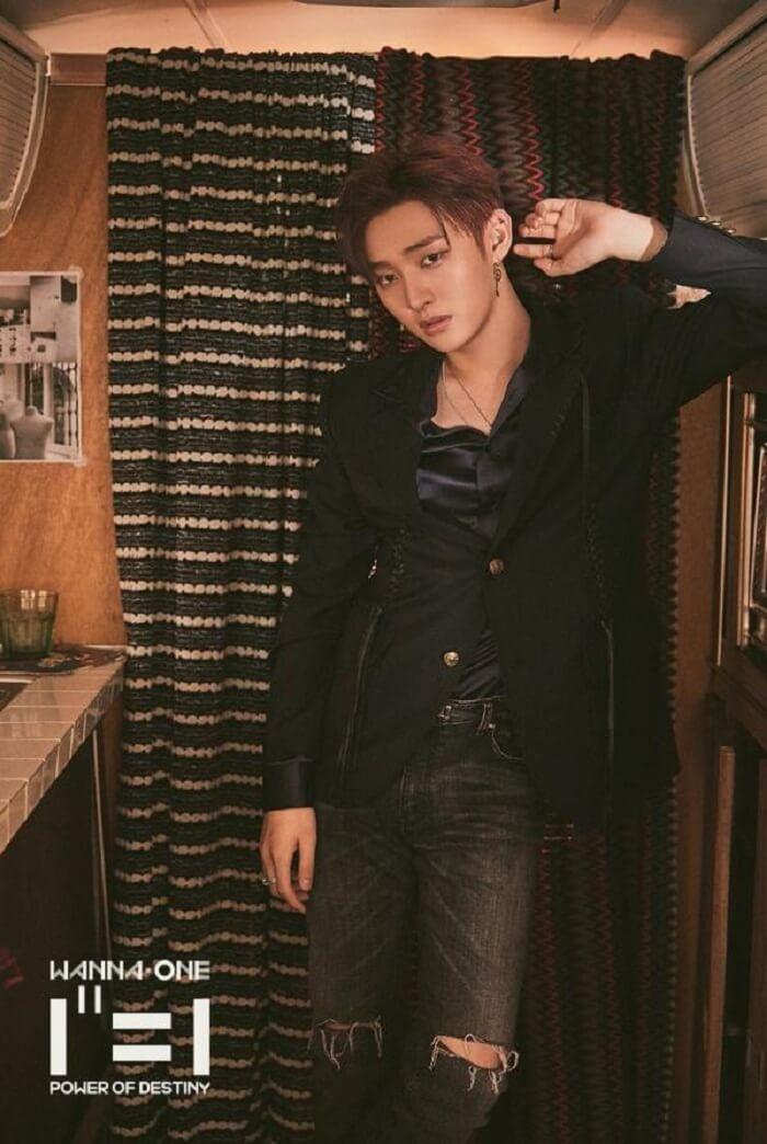 Thông tin, tiểu sử Wanna One Profile: Jisung