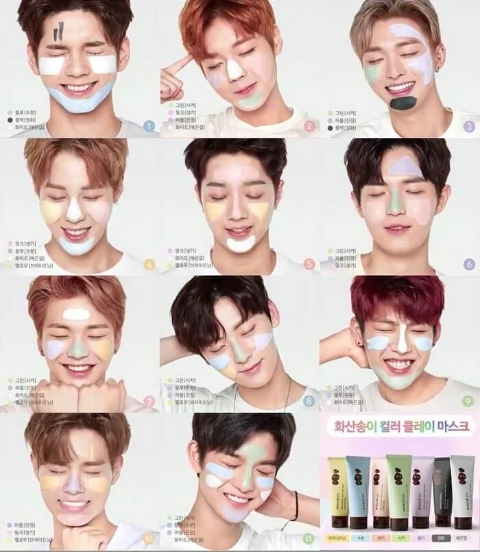 Wanna One quảng cáo Innisfree cực đáng yêu