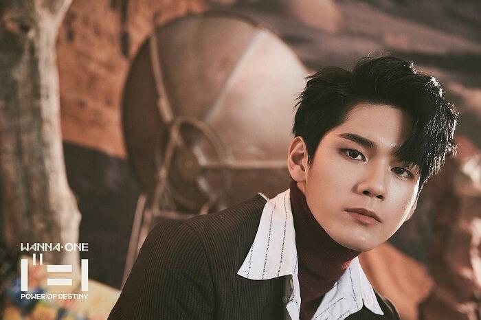 Thông tin, tiểu sử Wanna One Profile: thành viên Seongwoo