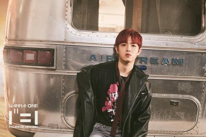 Thông tin, tiểu sử Wanna One Profile: thành viên Jaehwan