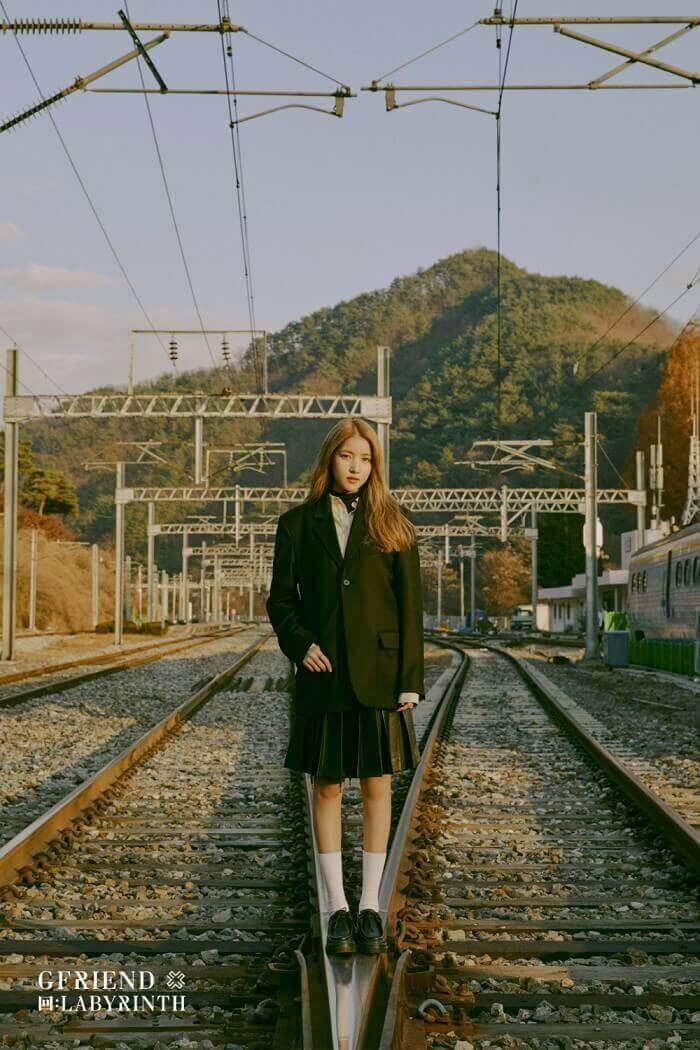 GFriend Profile 6 thành viên: thông tin, tiểu sử, chiều cao từng members sowon