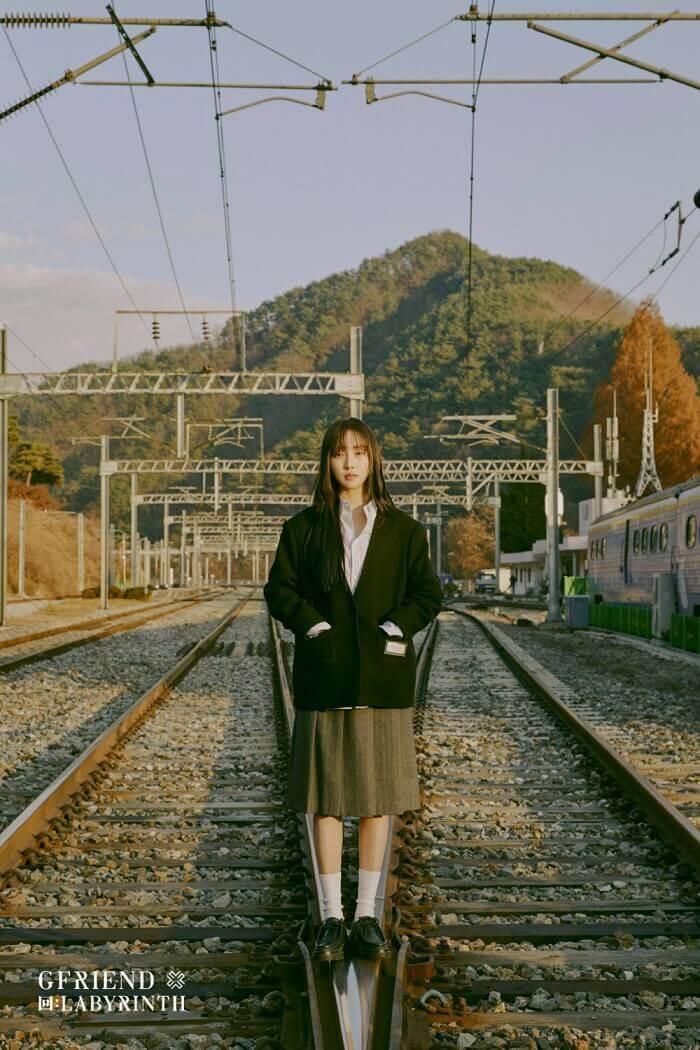GFriend Profile 6 thành viên: thông tin, tiểu sử, chiều cao từng members Yuju