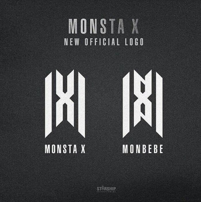 MONSTA X Profile 6 thành viên: tiểu sử, chiều cao, hồ sơ wiki logo