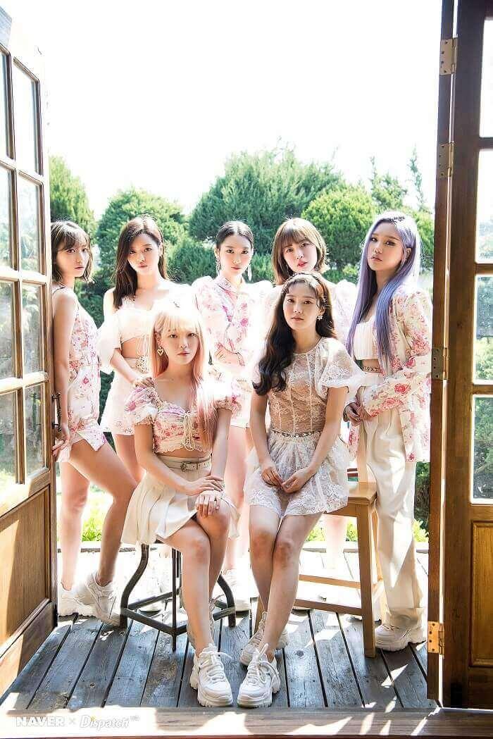 OH MY GIRL profile 7 thành viên: tiểu sử, chiều cao mới nhất