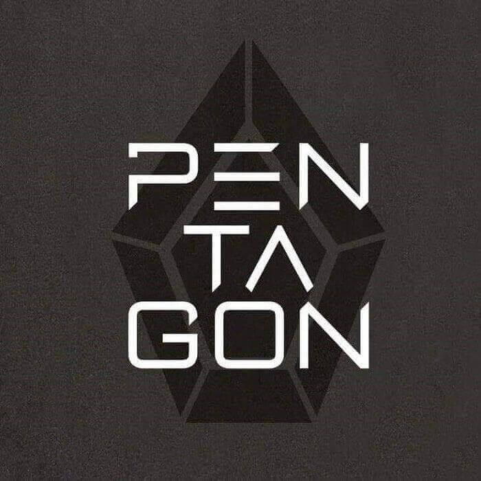 PENTAGON Profile: chiều cao tiểu sử lý lịch 9 thành viên logo