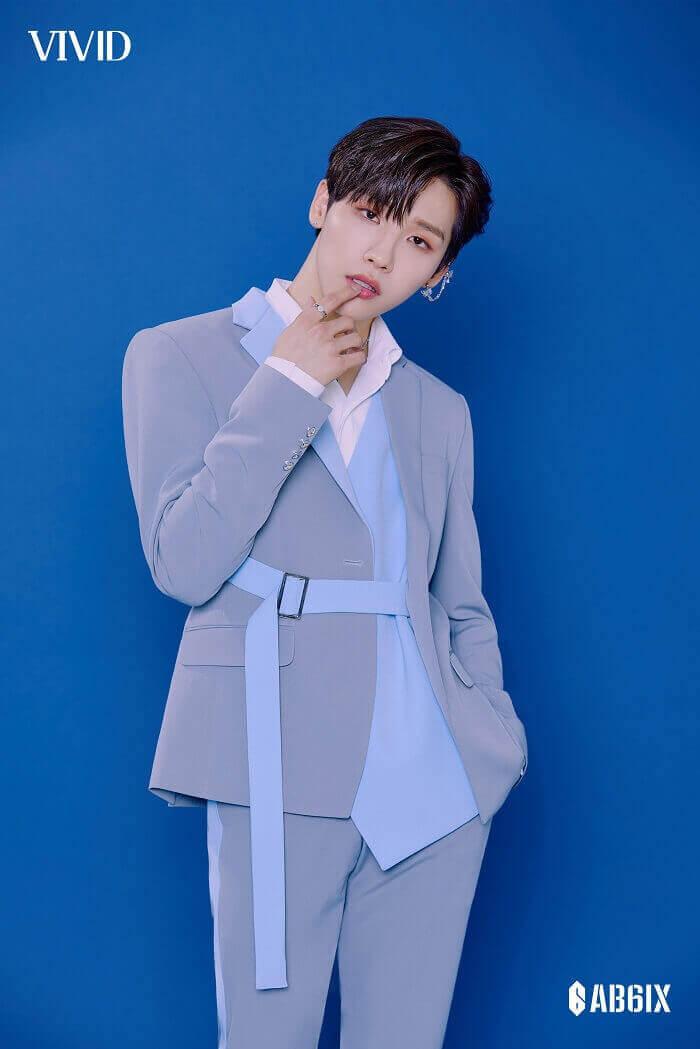 AB6IX Profile 5 thành viên: tiểu sử, chiều cao, tin tức chi tiết Jeon Woong