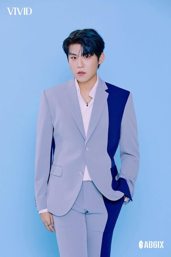 AB6IX Profile 5 thành viên: tiểu sử, chiều cao, tin tức chi tiết Park Woojin