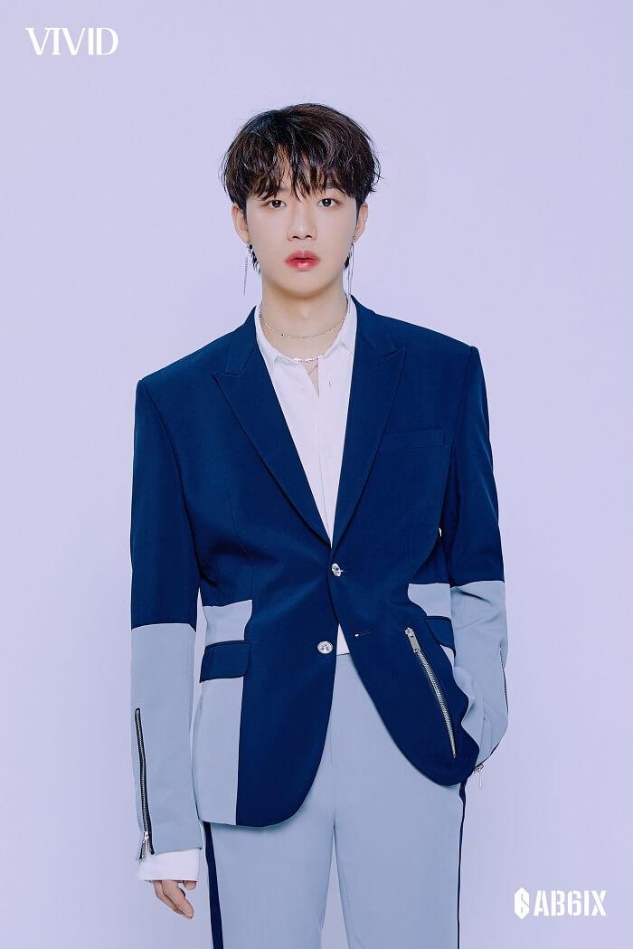 AB6IX Profile 5 thành viên: tiểu sử, chiều cao, tin tức chi tiết Youngmin