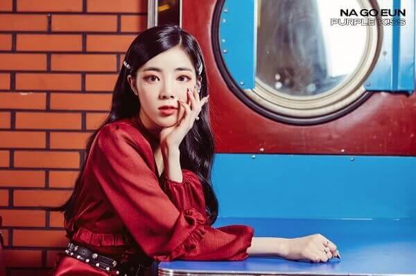 PURPLE K!SS Profile: Chiều cao tiểu sử lý lịch wiki Na Goeun