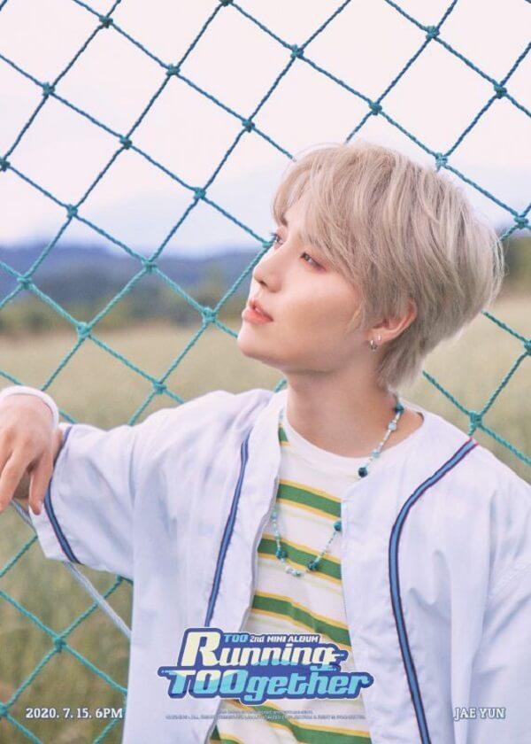 TOO Profile 10 thành viên: chiều cao tiểu sử lý lịch Jaeyun