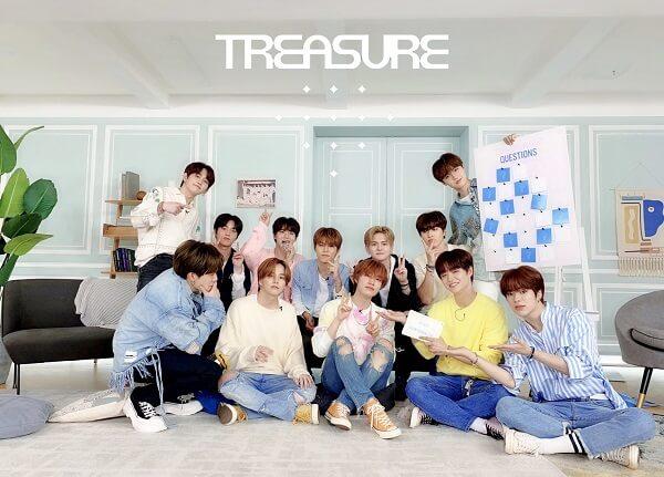 TREASURE Profile 12 thành viên: Chiều cao cân nặng tiểu sử