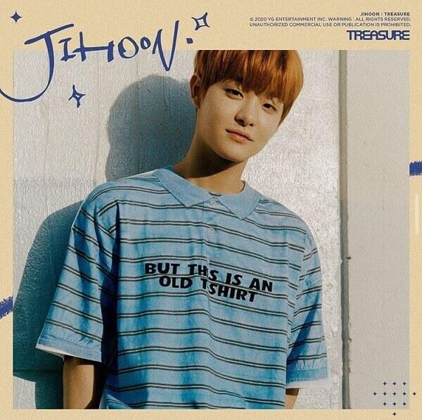 TREASURE Profile 12 thành viên: Chiều cao cân nặng tiểu sử Jihoon