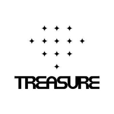 TREASURE Profile logo của nhóm