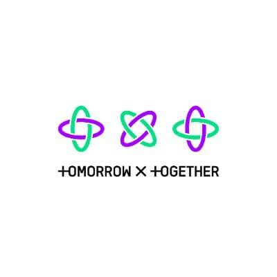 TXT Profile 5 thành viên: chiều cao, năm sinh, facts logo