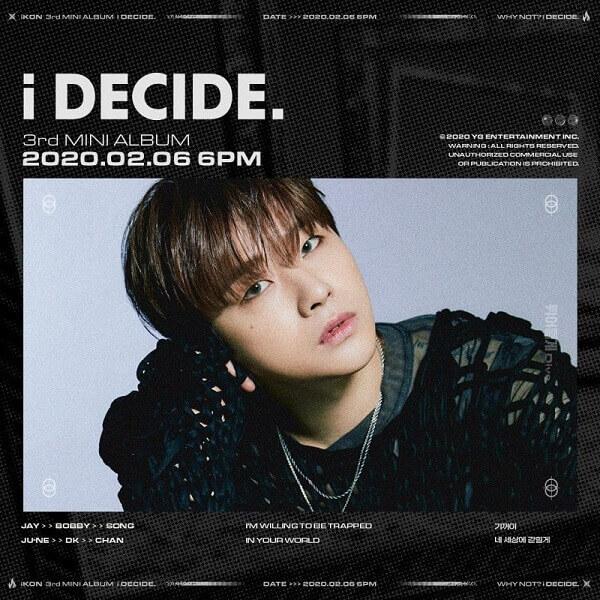 IKON Profile 7 thành viên: chiều cao wiki, bài hát mới nhất JAY