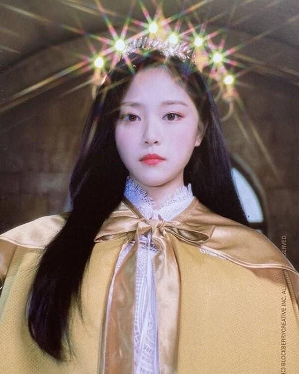 LOONA profile 12 thành viên: wiki, chiều cao, tiểu sử Hyunjin