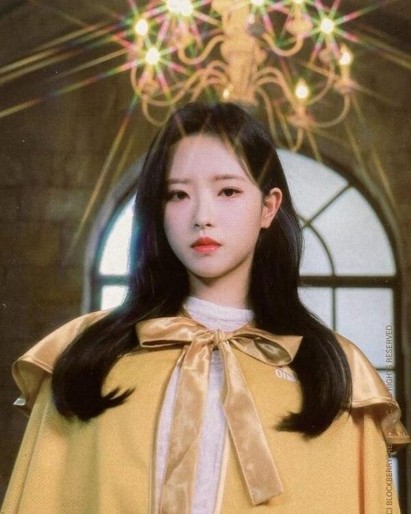 LOONA profile 12 thành viên: wiki, chiều cao, tiểu sử Olivia Hye