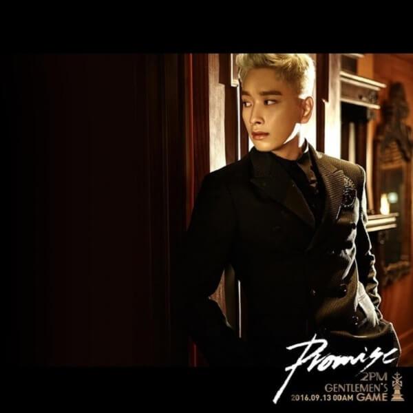 2PM Profile 6 thành viên: Chiều cao, năm sinh, tiểu sử Chansung
