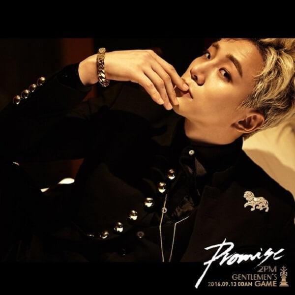 2PM Profile 6 thành viên: Chiều cao, năm sinh, tiểu sử Junho