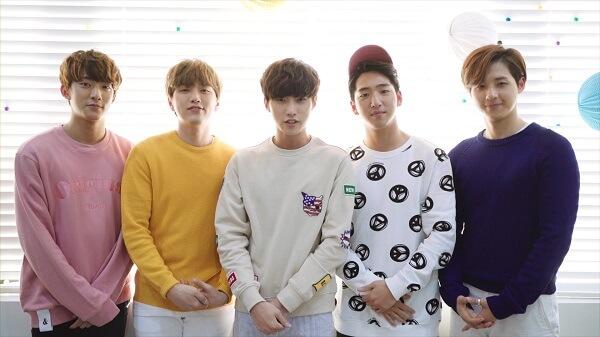 B1A4 Profile 5 thành viên: tiểu sử, thông tin, lý lịch