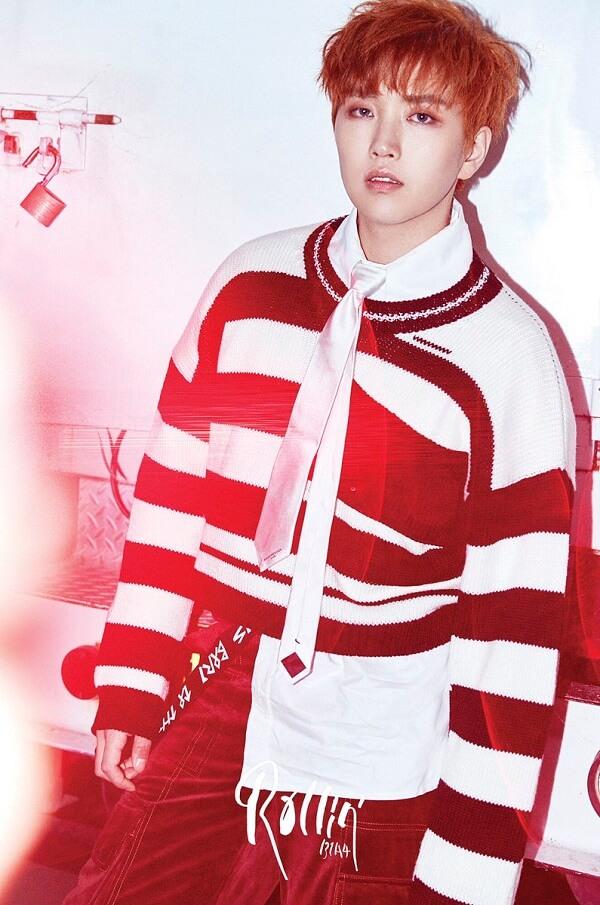 B1A4 Profile 5 thành viên: tiểu sử, thông tin, lý lịch Sandeul