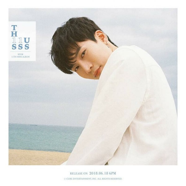 BTOB Profile 7 thành viên: tiểu sử Eunkwang