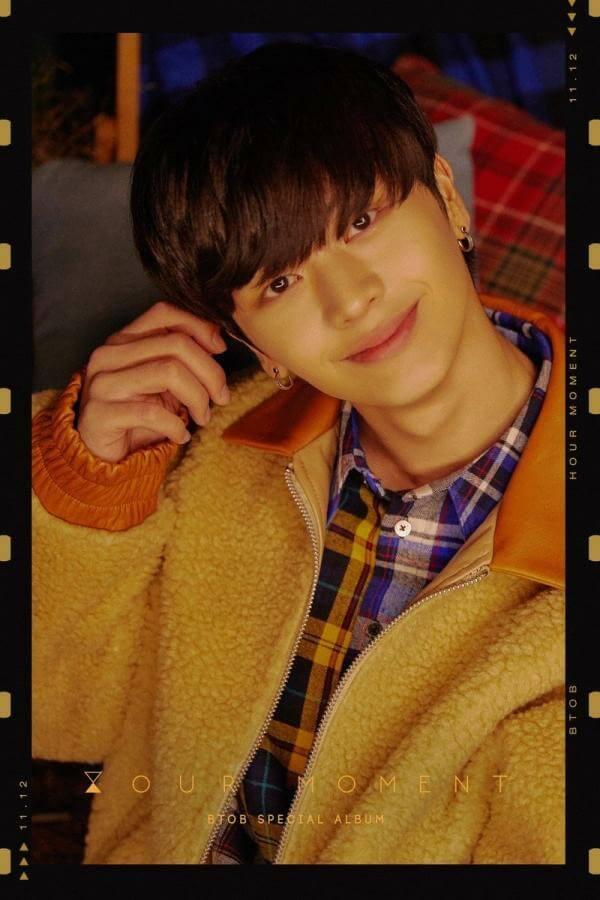 BTOB Profile 7 thành viên: tiểu sử Sungjae