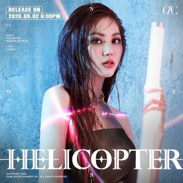 CLC Profile 7 thành viên: chiều cao, năm sinh, wiki Eunbin