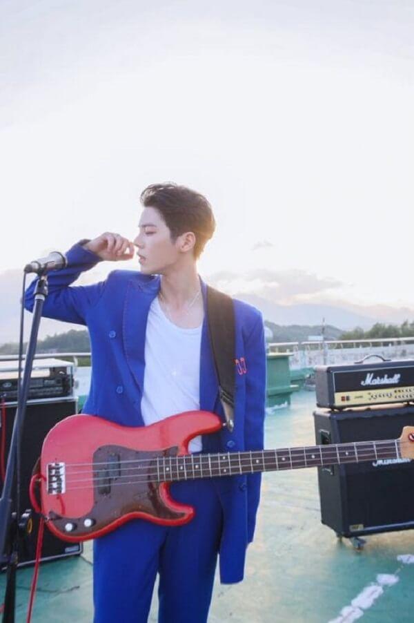 THE ROSE Band profile 4 thành viên: chiều cao, năm sinh, tiểu sử Jaeheong