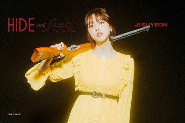 WEKI MEKI Profile 8 thành viên: tiểu sử wiki, chiều cao Suyeon