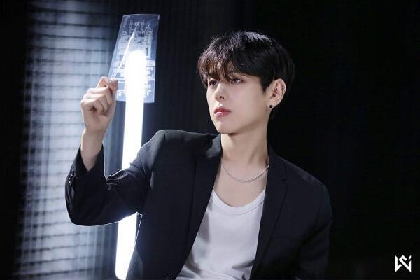 WEi Profile 6 thành viên: chiều cao, cân nặng, wiki Jang Daehyeon