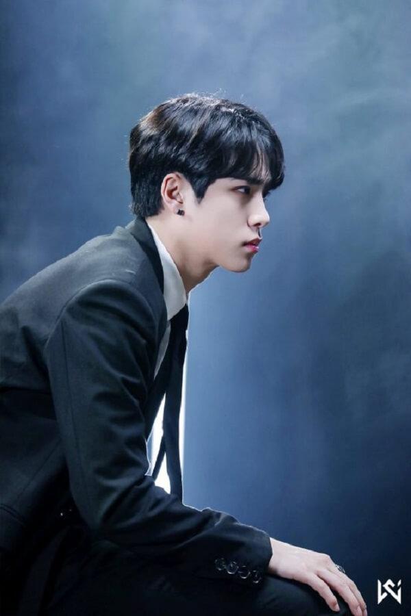 WEi Profile 6 thành viên: chiều cao, cân nặng, wiki Kim Donghan