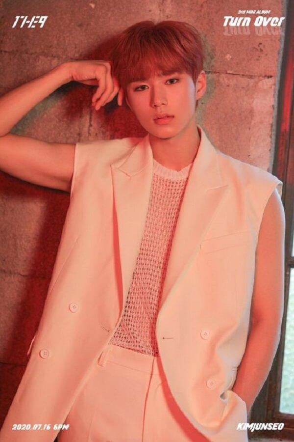 WEi Profile 6 thành viên: chiều cao, cân nặng, wiki Kim Junseo
