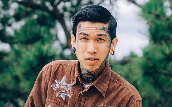 Dế Choắt là ai? Tiểu sử, profile, chiều cao, năm sinh của rapper tattoo
