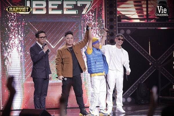 JBee7 là ai? Tiểu sử, profile wiki, sinh năm bao nhiêu, sự nghiệp rap