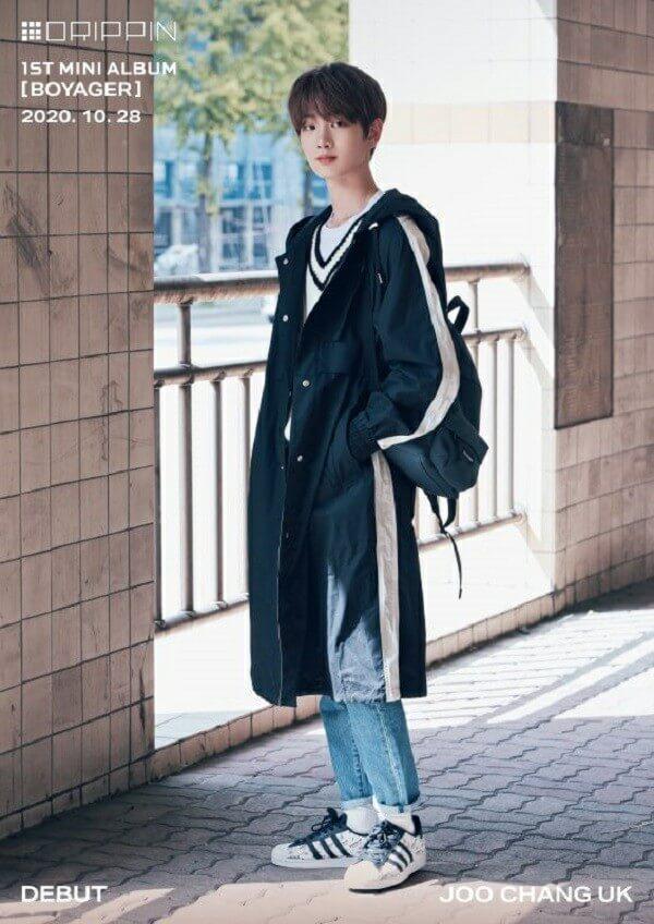 DRIPPIN Profile 7 thành viên: Tiểu sử, chiều cao, năm sinh Changuk