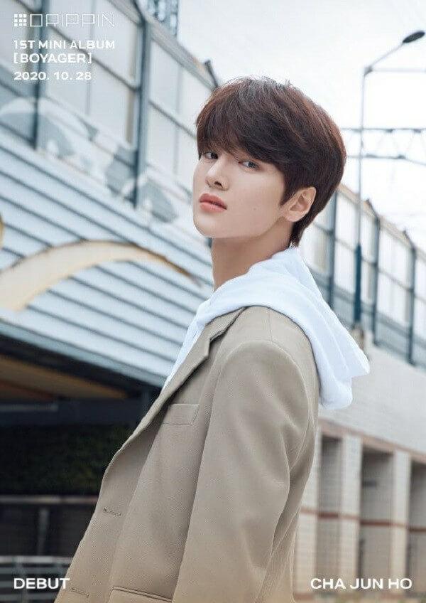 DRIPPIN Profile 7 thành viên: Tiểu sử, chiều cao, năm sinh Junho