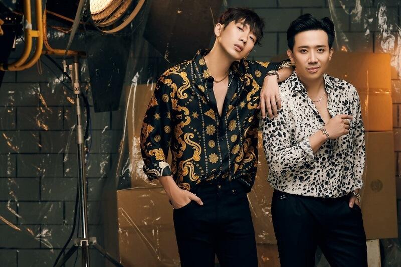 Tuấn và Thành từng tham gia nhiều phim
